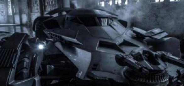 Apareció el Batimóvil en el set de 'Suicide Squad'