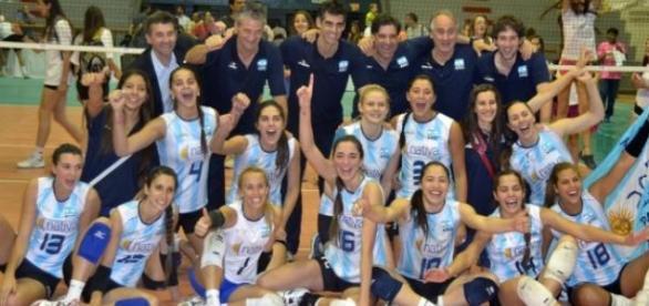 Argentina no para de ganar en la Copa Panamericana