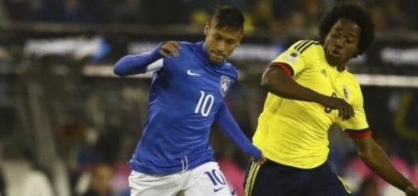 Copa América 2015: Brasil 0x1 Colômbia