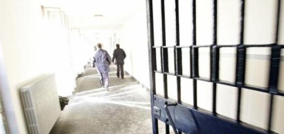 L'immagine di un penitenziario italiano