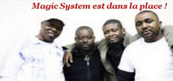 Magic System groupe soudé qui attende le succès