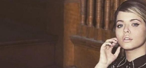 Pretty Little Liars-Star Sasha Pieterse.