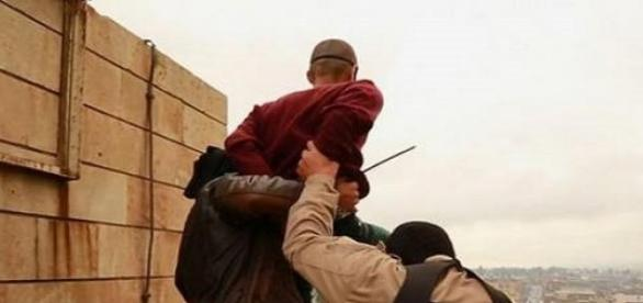 trei homosexuali au fost ucişi de ISIS