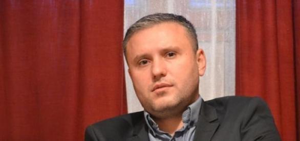 Vlatko Dimov  foto prim-plan