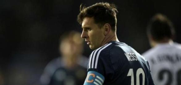 Lionel Messi, figura de la Selección Argentina