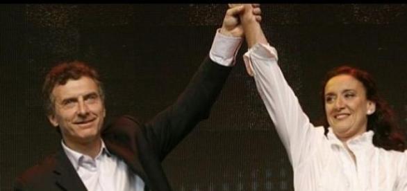 Michetti accedió a ser Vice de Macri por el PRO