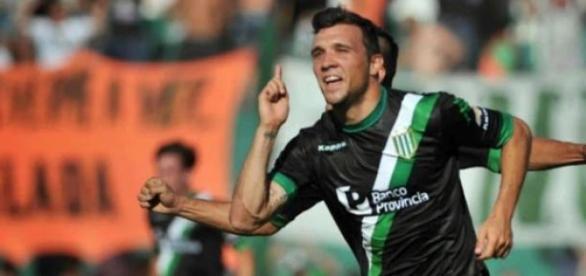 Nicolás Bertolo, nuevo jugador de River y ex Boca.