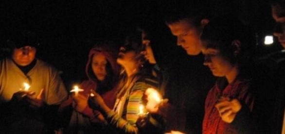 Rugăciune în memoria victimelor