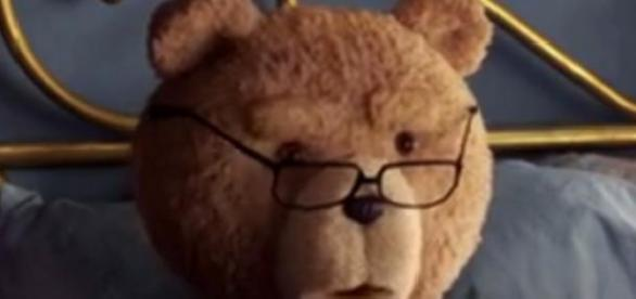 Ted, czyli tytułowy miś.