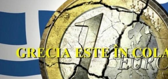 UE în panică: Grecia este în colaps
