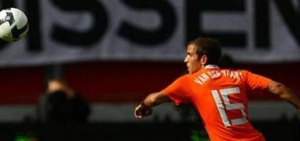 Van der Vaart, nuevo jugador del Betis