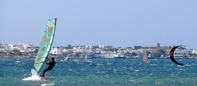 Κάντε Windsurfing στην Ελλάδα