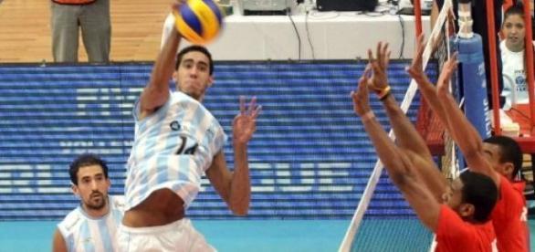 Argentina sufrió un traspié en la liga mundial