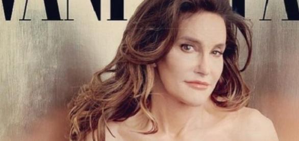 Caityn Jenner para Vanity Fair