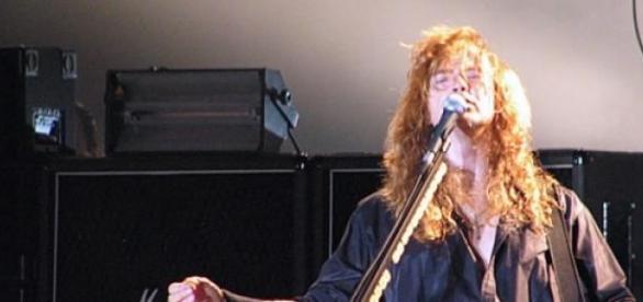 Dave Mustaine estaba dispuesto para una reunión