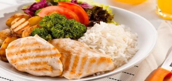 Dieta, reeducação alimentar.
