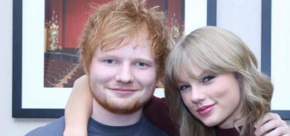 Ed reveló por qué nunca intentó enamorar a Taylor