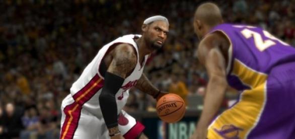 El NBA 2k 16 se espera para fines de septiembe