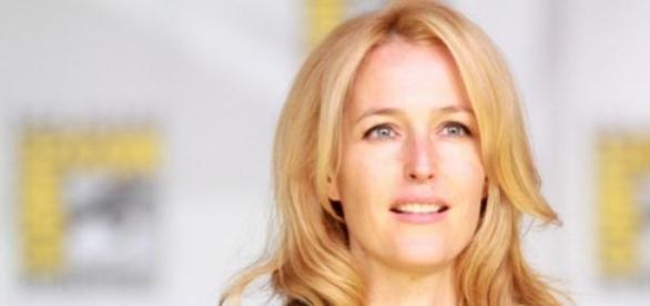 "Gillian Anderson als Scully wieder in ""Akte X"""