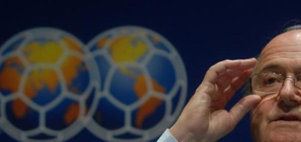 Joseph Blatter es Presidente de FIFA desde 1998