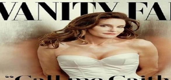 La primera imagen oficial de Caitlyn Jenner