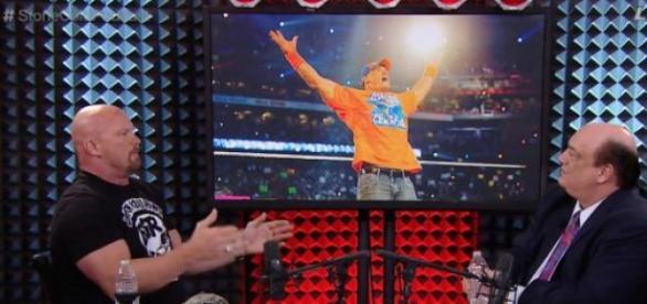 Steve Austin pense à WrestleMania 32, et à Lesnar.