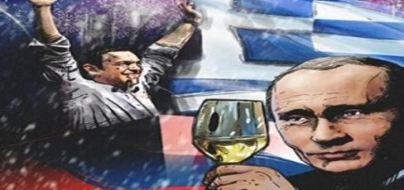 Grecia pide ayuda a Rusia. Adiós UE!