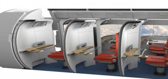 Hyperloop, cápsulas desarrolladas por ArgoDesign