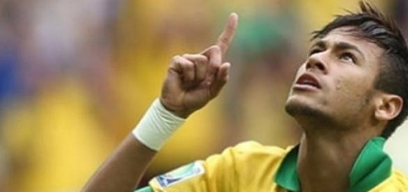 Neymar está fora da Copa América