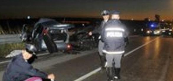 Român mort în accident la Roma