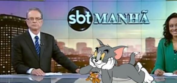 SBT troca desenhos animados por jornalismo
