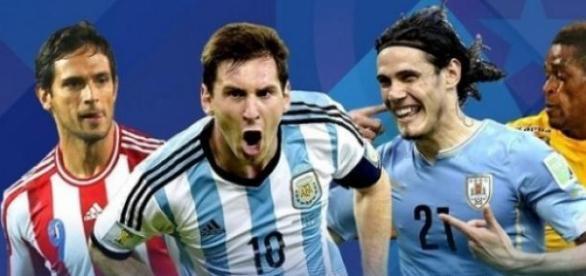 Última jornada del grupo B de la Copa América