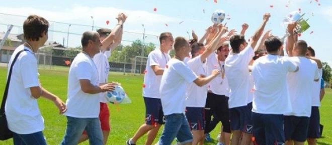 FC Aninoasa a mai făcut un pas spre Liga a 3-a