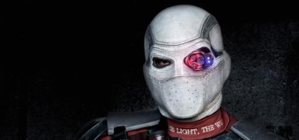 Deadshot, interpretado por Will Smith