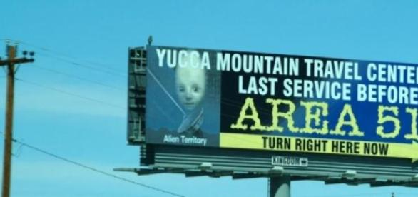 El Area 51, instalaciones secretas no tan secretas