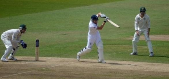 Match-winner Jonny Bairstow steered England home