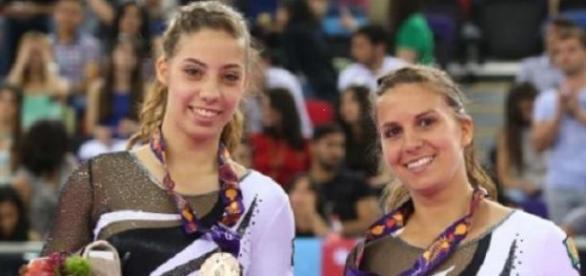 Medalha de bronze para Ana Rente e Beatriz Martins