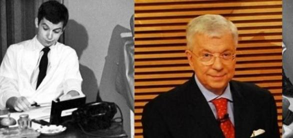 Renato Machado fez figuração na Globo
