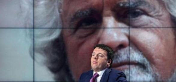 Sondaggi Demos, Pd cala al 32% su Grillo e Salvini