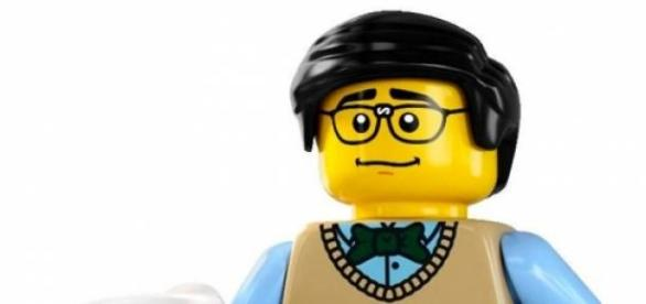 "A ""professor of Lego"" at Cambridge University"