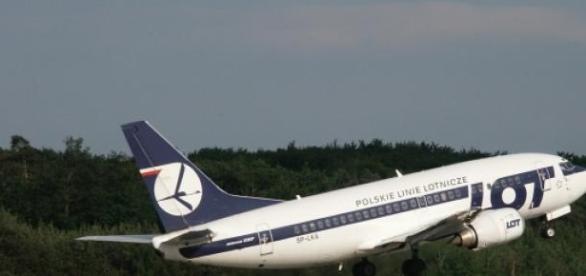 Boeing 737 al companiei LOT