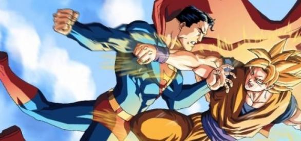 Entre Superman y Goku ¿Quien ganaría?