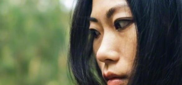 femme originaire de Chine