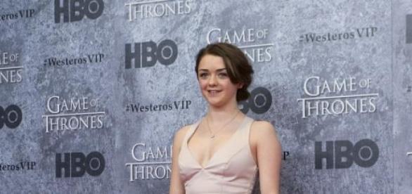 """Maisie Williams vor """"Game of Thrones""""-Aus?"""