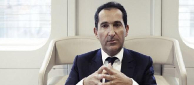 L'entrepreneur Patrick Drahi
