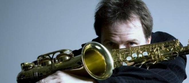Le saxophoniste Philippe Geiss