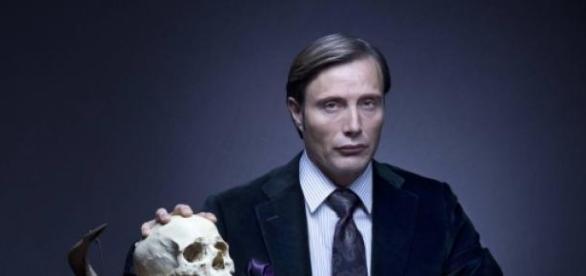 Dr. Hannibal Lecter, um psiquiatra canibal.