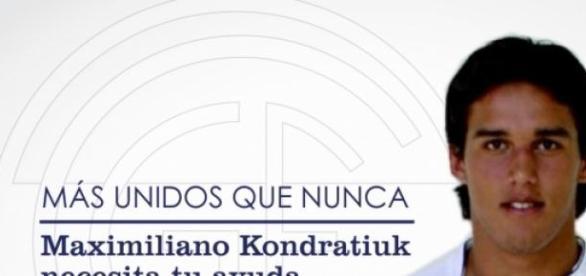 Maxi Kondratiuk lucha contra el síndrome de Wilson