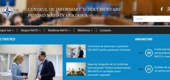 NATO este deja prezent în R Moldova