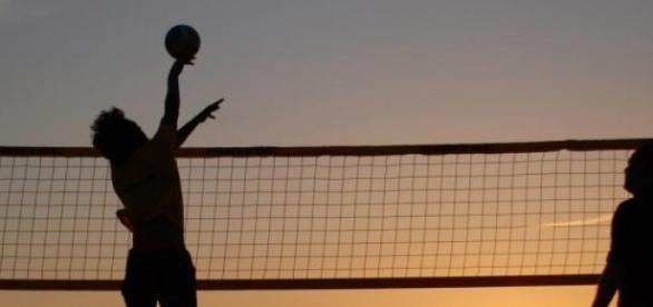 Beachvolleyball live auf Laola1.tv - und Fußball